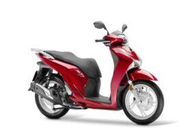Honda SH150i Hanya Berumur 4 Tahun di Indonesia