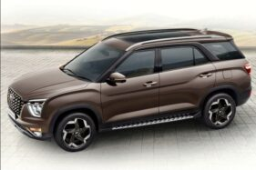 Hyundai Alcazar, SUV Jumbo Berbasis Dasar Varian Creta