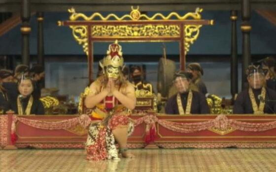 International Mask Festival 2021: Kraton Jogja Sajikan Karya Tergres