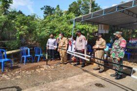 Isolasi Lokal di Gedawung Baturetno Wonogiri Selesai, Warga Siraman Pakai Air Kendi