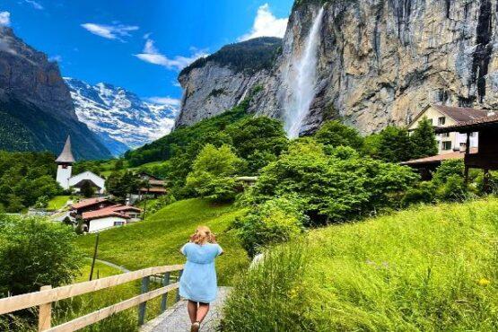 Pesona Perdesaan Swiss Seperti Apa yang Ada di Desa Ketenger?