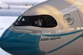 Pilih Damai, Aercap Cabut Gugatan Pailit terhadap Garuda Indonesia