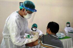 Vaksinasi Mulai Sasar Buruh di Boyolali, Prokes Tetap Ditekankan