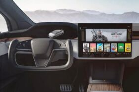Infotainment Mobil Tesla Setara PS5 Berkat AMD Ryzen