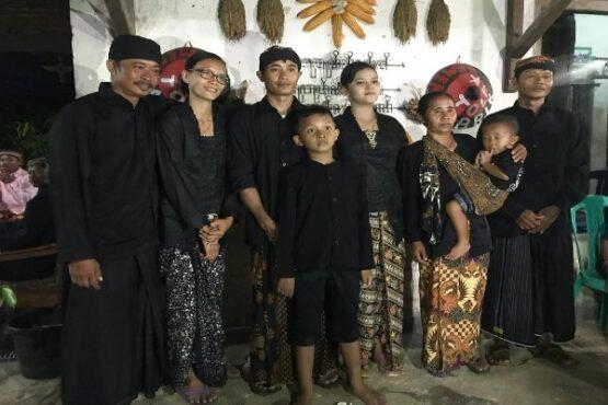 Profil Keluarga Masyarakat Sikep di Pati