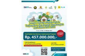 PLN Gelar Lomba Desain Rumah Sehat, Berhadiah Rp457 Juta