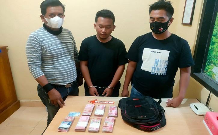 Curi Uang MTA Sukodono Sragen, Firmansyah Ikut Judi Online