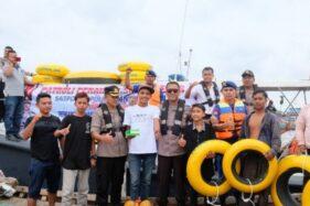 Nelayan Juwana Pati Dapat 150 Pelampung dari Kemenhub