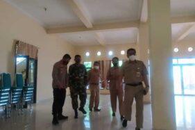 Gedung PGRI Wonogiri Disiapkan Jadi Lokasi Isolasi Pasien Covid-19, Bisa Tampung 200 Orang