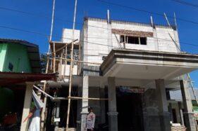 2 Pekerja Proyek Pembangunan Balai Desa Salam Karanganyar Kesetrum, 1 Meninggal Dunia