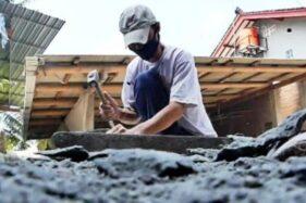Kerajinan Pahat Batu Muntilan Diminati Pasar Mancanegara