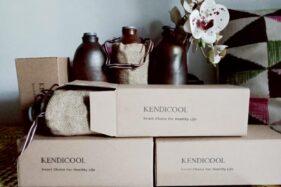 Kendicool, Botol Minum Trendi yang Diilhami Kendi Antik