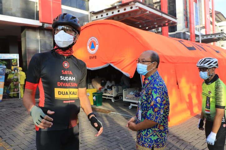 Pasien Covid-19 Membeludak, RSUD Tugurejo Semarang Akhirnya Dirikan Tenda Darurat