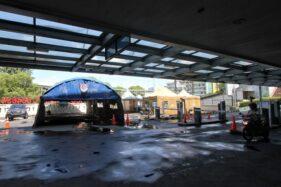 BOR Isolasi Belasan RS Solo Turun di Bawah 90%, RSUD Moewardi Bongkar 1 Tenda