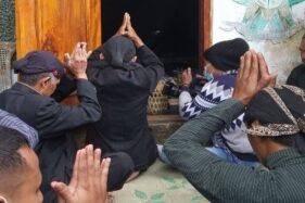Warga Penghayat Kepercayaan Windusabrang Sambut Tahun Baru