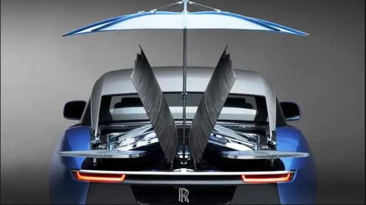 Rolls-Royce Boat Tail, Mobil Piknik Berpopulasi Hanya 3 Unit