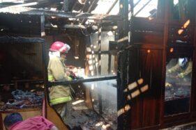 Ditinggal ke Sawah, Rumah Warga Selomarto Wonogiri Kebakaran