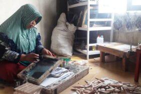 Pasar Luar Pulau Lirik Kerajinan Kayu Pucang Magelang