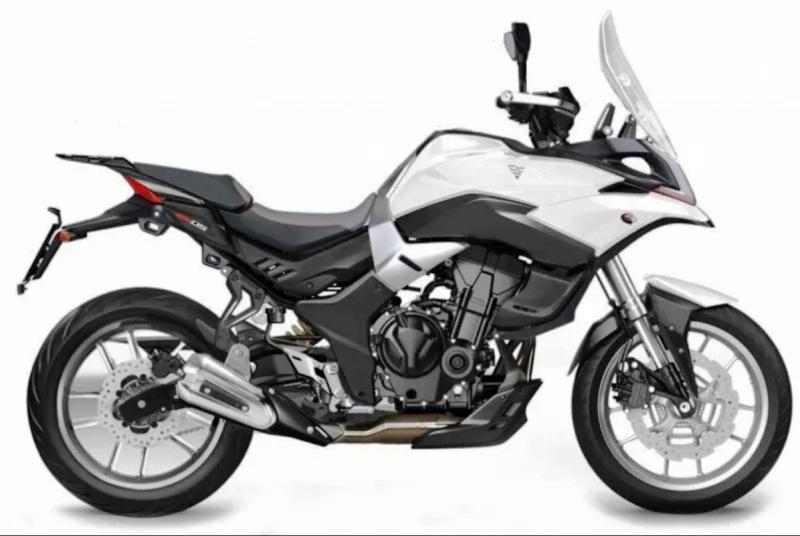 Voge 500DS (Motospeed)