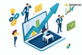 Dukung Pertumbuhan PDB Indonesia, AdaKerja Hadir Mempermudah Pengelolaan UMKM