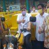 Dikunjungi Airlangga Hartarto, Camat Jatinom Klaten Minta Mobil Ambulans
