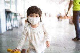 Tak Dianjurkan Pakai Masker, Begini Cara Lindungi Anak Usia Di Bawah 2 Tahun