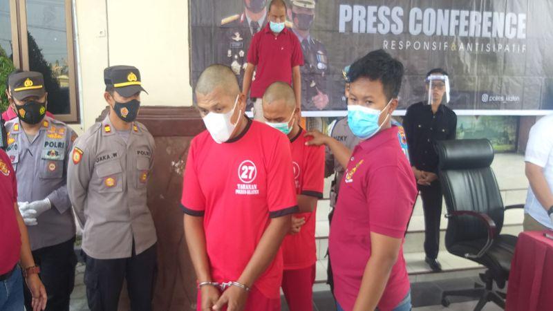 Waduh! Kapolsek Tulung Klaten Diancam Dibunuh Saat Bubarkan Kerumunan di Pemancingan