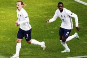 Hungaria 1-1 Prancis: Di Luar Dugaan, Untung Ada Griezmann
