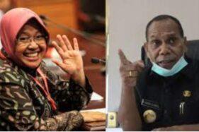 PKH Disalurkan ke DPRD Bukannya ke Pemda, Bupati Alor Marahi Mensos Risma