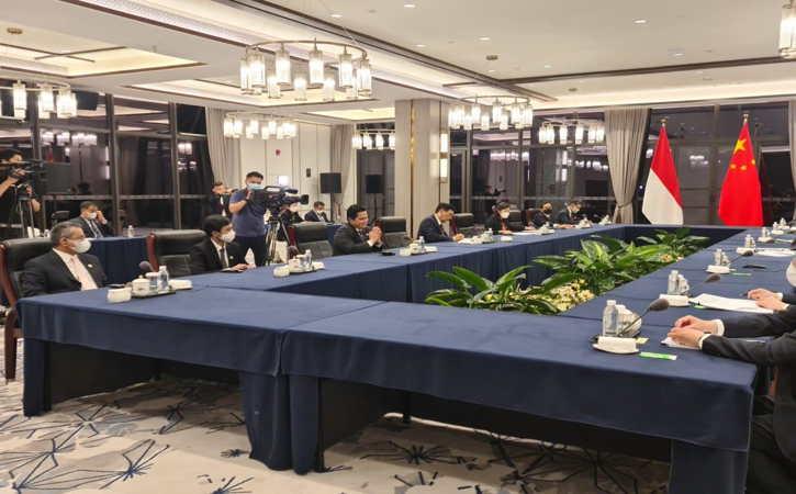Gelar Pertemuan Tingkat Tinggi, BUMN Pererat Kerja Sama dengan China