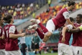 Ukraina 0-1 Austria: Christoph Baumgartner Loloskan Austria ke 16 Besar