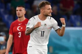 Jadwal Euro 2020 Hari Ini, Italia Vs Swiss Main Dini Hari