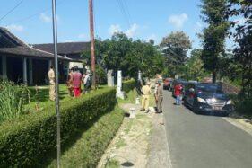 Waduh! Disuruh Isolasi, Keluarga Pasien Positif Covid-19 Di Jatipuro Karanganyar Malah Keluyuran