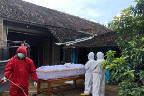 Pasien Positif Covid-19 Jatiroto Wonogiri Meninggal Saat Isolasi Mandiri di Rumah