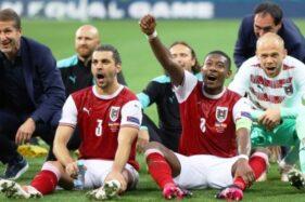 Italia Vs Austria: Das Team Abaikan Rekor Azzurri