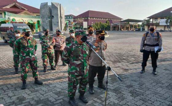 5 Langkah Kapolda Jateng dan Pangdam Diponegoro Tangani Covid-19 Kudus