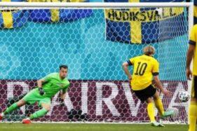 Swedia 1-0 Slovenia: Penalti Forsberg Bawa Blagult ke Puncak Grup E