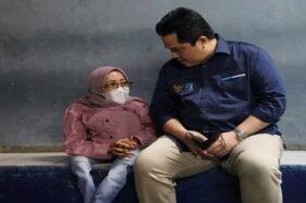 Menteri Erick Thohir Dorong BUMN Perbesar Atensi Bagi Pelajar dan Kaum Perempuan