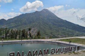 Pengunjung Taman Indrokilo Harus Mendaftar secara Daring