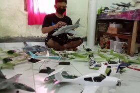 """Pesawat Boyolali """"Terbang"""" Terus di Tengah Pandemi"""