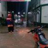 Sungai Garuda Sragen Meluap, 4 Jam Banjir Genangi Wilayah 3 Desa/Kelurahan