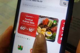 Gojek Luncurkan Festival Kuliner Solo, Catat Tanggalnya