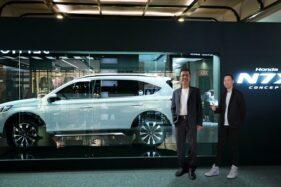 Honda Hadirkan N7X di Semarang, Begini Tampilannya