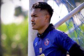 Hengkang dari Arema ke Sriwijaya FC, Ikhwan Batal Nostalgia di Stadion Manahan