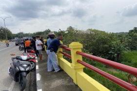 Bikin Geger! Mahasiswi Sragen Nekat Terjun ke Sungai dari Jembatan Ringroad Mojosongo