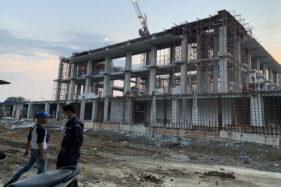 Masjid Agung Karanganyar Ditarget Rampung November 2021