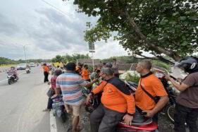 Terjun dari Jembatan Ringroad Mojosongo, Mahasiswi Sragen Ditemukan Selamat