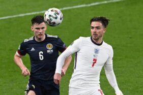 Inggris 0-0 Skotlandia: Tiga Singa Tertahan di Posisi Kedua