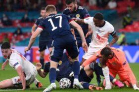 Jadwal Siaran Langsung Euro 2020 Malam Ini: Cheska Vs Inggris dan Kroasia Vs Skotlandia