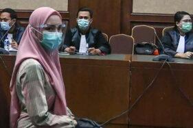 Pengadilan Tinggi Pangkas Hukuman Jaksa Pinangki dari 10 Jadi 4 Tahun, JPU Belum Bersikap